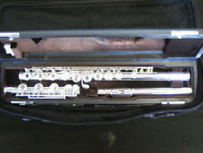 NEW Di Zhao DZ 600BOF FLUTE SOLID SILVER HEAD, BODY & B-FOOT, READY TO SHIP!