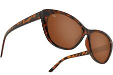 Shady Rays Calico Cat Eye Savannah Tortoise Polarized Sunglasses Brand New