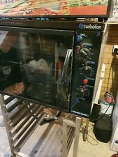 More details for blue seal turbofan oven 31 industrial oven bread cakes catering equipment