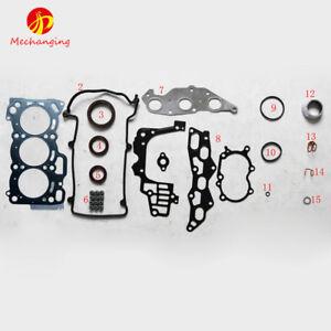 DAIHATSU MOVE EJ EJ-DE EJ-VE Engine Parts Full Set Engines Seal Gasket Cylinder