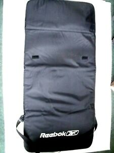 """REEBOK EXERCISE GYM YOGA HOME FITNESS CRASH MAT - VGC - 3/4"""" THICK CUSHIONED"""