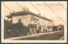 Milano Desio Stazione cartolina RB5248