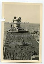 Original German WW2  U-boat photo uboat  WWII foto submarine ..