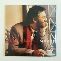 ANDREA BOCELLI : SOGNO + UN CANTO (MORRICONE) ♦ CD NEUF SOUS BLISTER ♦