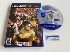 Tekken 5 - Promo Press - Sony PlayStation PS2 - PAL EUR