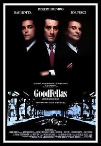 Good Fellas Movie Poster Print & Unframed Canvas Prints