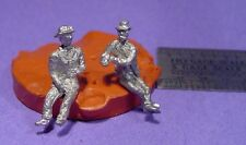S SCALE Sn3 1/64 WISEMAN MODEL SERVICES DETAIL PARTS: S395 1890'S ENGINE CREW