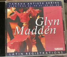 More details for m disc yamaha artiste series electone el 90 70 60 glyn madden latin registration