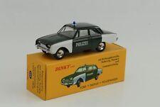 Ford Taunus 17 M P3 Polizei Ref 551 1:43 Dinky Toys Atlas