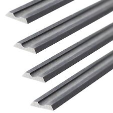 4 Stück HM Hobelmesser 75,5 für Black & Decker DN750  SR600 K  BD75  KW750 / B37
