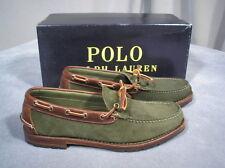 RARE $695 Ralph Lauren Purple Label Level Leather Kyse shoes U.S. 9 D moccasins