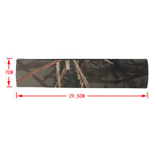 Tourbon Camo Gun Sound Silencer Muffler Cover Moderator Suppressor Hunting Shoot