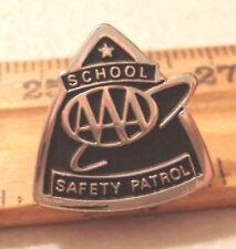 ~AAA SCHOOL SAFETY PATROL~TIE TAC PIN~
