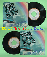 LP 45 7'' AL HUDSON & THE PARTNERS You can do it I don't want 1979  no cd mc dvd