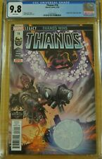 💥THANOS #16 CGC 9.8 2019 MARVEL 1ST APP SILVER SURFER FALLEN ONE DONNY CATES💥