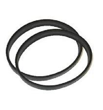 2 Pack of Belts for Bissell Lift-Off Revolution Model 3760 Vacuum Vac