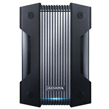 Adata HD830 2TB Mobile External Hard Drive in Black - USB3.0