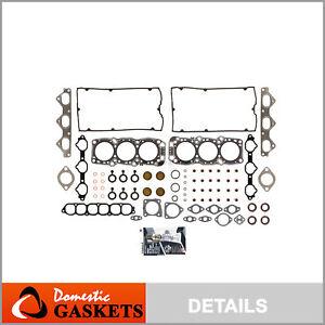 Fits 91-99 Mitsubishi 3000GT Dodge Stealth 3.0L DOHC Head Gasket Set 6G72 6G72T