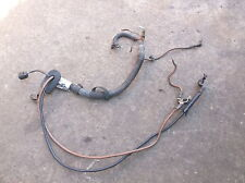 VAUXHALL CORSA C 1.0 BATTERY WIRING HARNESS - Z10XE engine 2000-2004