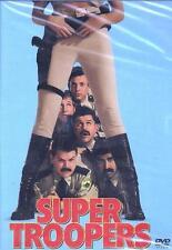 Dvd video **SUPER TROOPERS** nuovo sigillato 2003