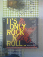 IT'S ONLY ROCK N' ROLL..- COMPILATION - (VIRGIN RADIO) DOPPIO CD