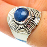Kyanite 925 Sterling Silver Ring Size 8 Ana Co Jewelry R42790F