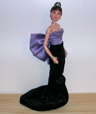 Audrey Hepburn Barbie Doll FULLY ARTICULATED Made to Move Body Celebrity Redress