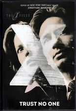 The X-Files: Trust No One by Brian Keene, Tim Lebbon, Signed By Gini Koch