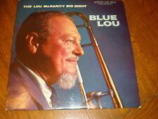 Lou McGarity Big Eight LP Blue Lou