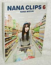 Nana Mizuki NANA CLIPS 6 2013 Taiwan 2-DVD