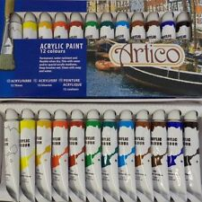 Acrylic Artists Paints Set Hobbies Crafts Model Supplies Painting Air Painter