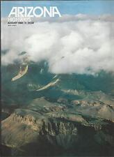 ARIZONA HIGHWAYS ~ August 1980 ~ Rio Verde
