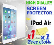 1 Nuovo di Alta Qualità Pellicola Protettiva Schermo Protezione Pellicola Per Apple iPad Air