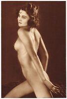 1920s Original Vintage Frantisek Drtikol Erotic Art Deco Photo Gravure Print