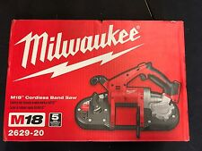 Milwaukee 2629-20 M18 Cordless LITHIUM-ION Band Saw TOOL ONLY BRAND NEW & Sealed