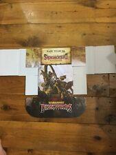 Warhammer Diskwars Organised Play Event Fold Up Deck Box