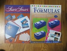 Lot 2 Creative Memories IDEA BOOKS: Start Smart and FAST FORMULAS 4th Edition