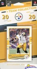 Pittsburgh Steelers 2020 Donruss NFL Limited Edition Team Set-Ben Roethlisberger