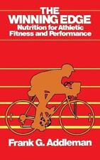 Winning Edge: Nutrition for Athletic Fitness and Performance-ExLibrary