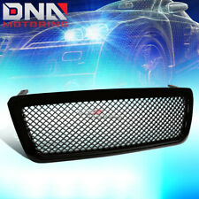 04-08 F150 P2 TRUCK MESHED STYLE FRONT UPPER HOOD BUMPER ABS GRILL/GRILLE GUARD