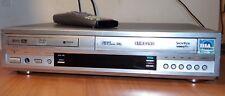 LETTORE VIDEOREGISTRATORE DVD VCR VHS SAMSUNG SV DVD1E COMBO