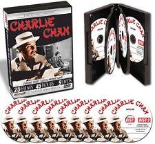 Charlie Chan Collection - Sidney Toler & Warner Oland - 25 Films on 9DVDs! New!