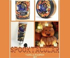 The Body Shop Pumpkin Body Butter Shower Gel & Hand Cream Bundle Limited Edition
