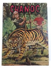 1964 SPANISH COMICS CHANOC #234 AVENTURAS DE MAR Y SELVA PH HERRERÍAS MEXICO