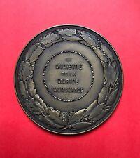 Médaille MINISTRE DE LA MARINE MARCHANDE