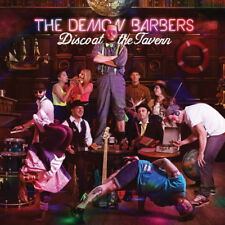 Demon barbers the-disco at the tavern cd new