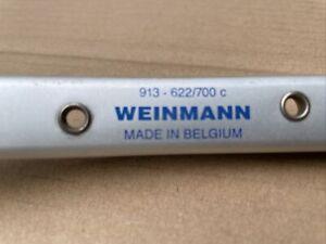 WEINMANN 913- 36H---700C  SILVER BICYCLE RIM