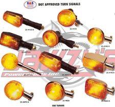 2x Turn Signal Amber 10mm Custom For Honda Rebel 250 450 CMX 250 450C