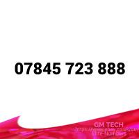 07845 723 888 EASY MOBILE NUMBER GOLD DIAMOND PLATINUM VIP BUSINESS SIM CARD