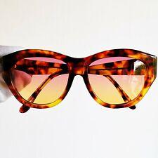 occhiali da sole GUCCI 2153/S sunglasses oversize big brown mask vintage rare